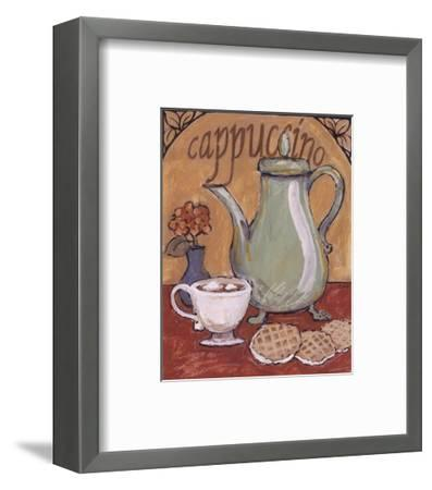 Cappuccino--Framed Art Print