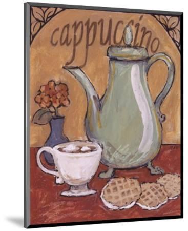 Cappuccino--Mounted Art Print