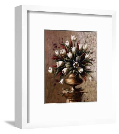 Spring Expressions ll--Framed Art Print