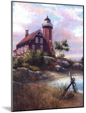 Eagle Harbor Light-Joe Sambataro-Mounted Art Print