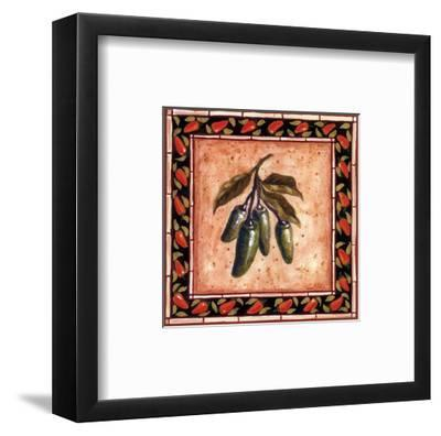 Chiles IV-Geoff Allen-Framed Art Print