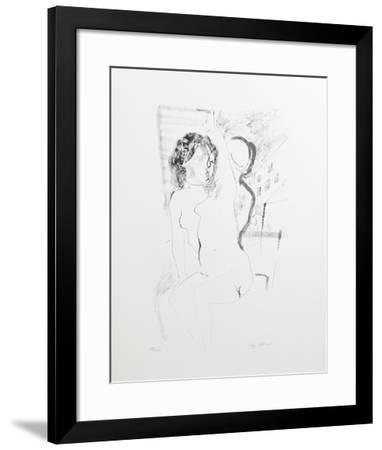 Nudes-Ugo Attardi-Framed Collectable Print