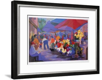 Time Out-Zora Buchanan-Framed Collectable Print