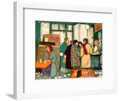 untitled- Chebrier-Framed Collectable Print