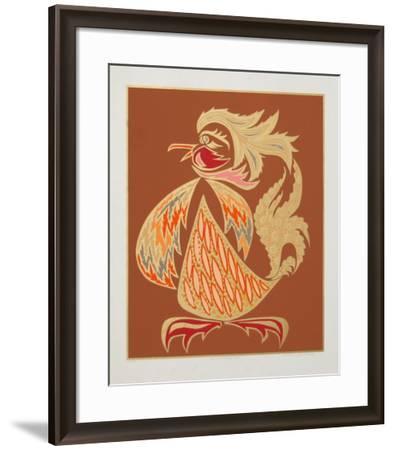Genus Pezaphaps-Christine Beninatio-Framed Collectable Print