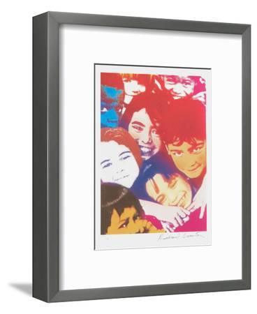 True Colours-Richard Bernstein-Framed Collectable Print