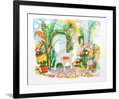 A Special Place-Ronald Julius Christensen-Framed Collectable Print