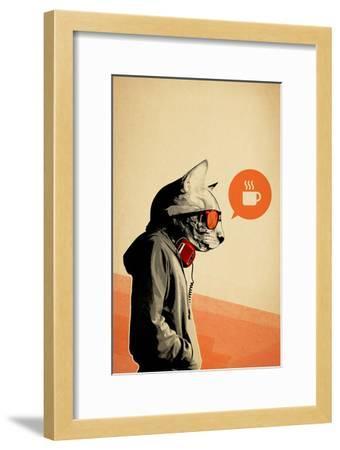 The morning after-Hidden Moves-Framed Art Print