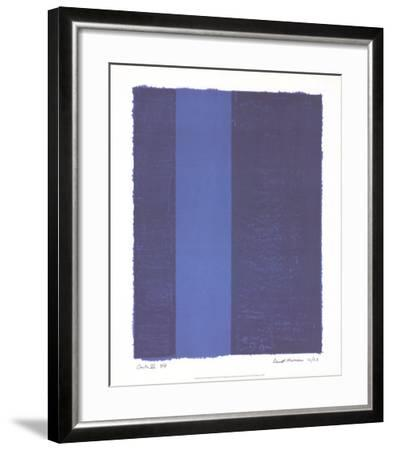 Canto VII-Barnett Newman-Framed Collectable Print