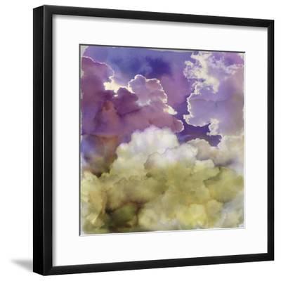 Cloudscape I-Alan Lambert-Framed Giclee Print