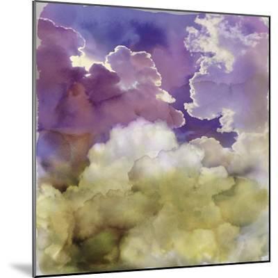 Cloudscape I-Alan Lambert-Mounted Giclee Print