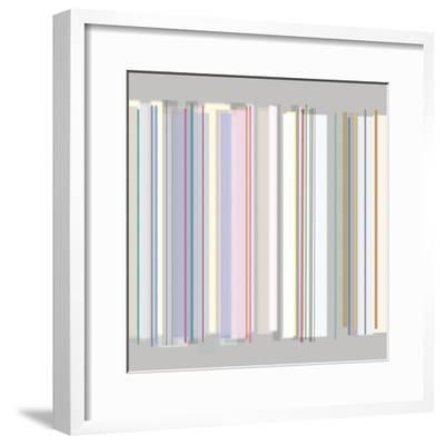 Connection II-Alan Lambert-Framed Giclee Print
