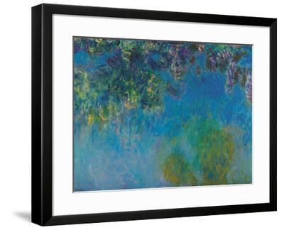 Blue Rain, c.1925-Claude Monet-Framed Premium Giclee Print