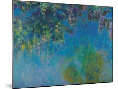 Blue Rain, c.1925-Claude Monet-Mounted Premium Giclee Print