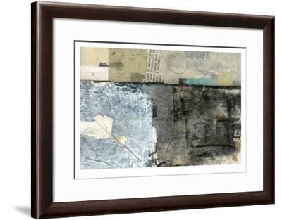 Modern Collage IV-Elena Ray-Framed Limited Edition