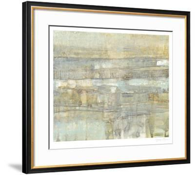 Pastel Scape I-Jennifer Goldberger-Framed Limited Edition