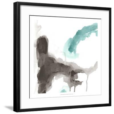 Direction Flow II-June Erica Vess-Framed Art Print