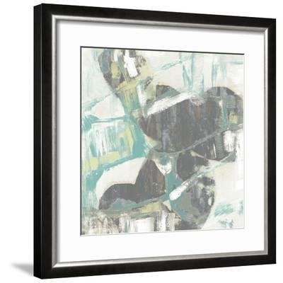 Stacked Orbs I-Jennifer Goldberger-Framed Art Print