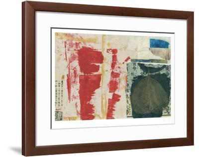Modern Collage I-Elena Ray-Framed Limited Edition