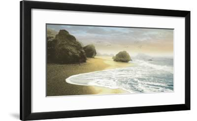 Bodega Beach 1-Diego Ceja-Framed Giclee Print