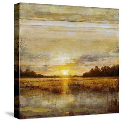 Break of Dawn-Eric Turner-Stretched Canvas Print