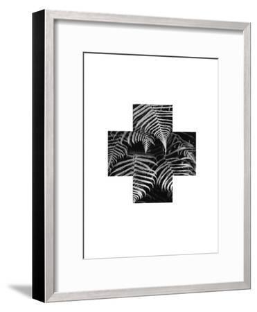 Geometric Art 19-Pop Monica-Framed Art Print