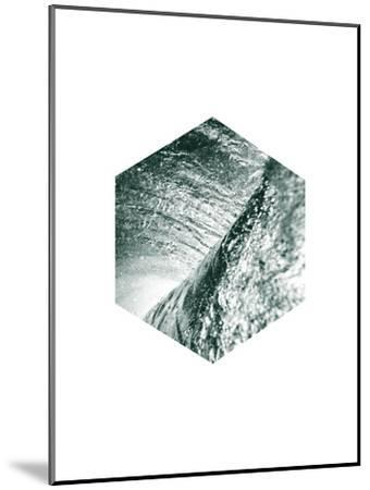 Geometric Art 27-Pop Monica-Mounted Art Print