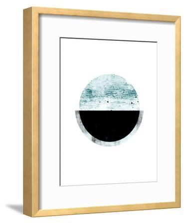 Geometric Art 4-Pop Monica-Framed Art Print