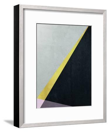 Geometric Art 53-Pop Monica-Framed Art Print