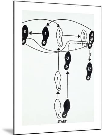 dance diagram 2 fox trot the double twinkle man. Black Bedroom Furniture Sets. Home Design Ideas