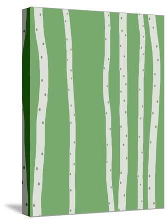 Eucalyptus 1-Jorey Hurley-Stretched Canvas Print