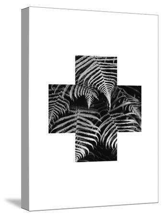 Geometric Art 19-Pop Monica-Stretched Canvas Print