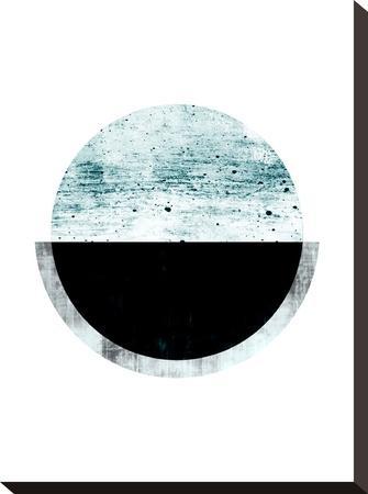 Geometric Art 4-Pop Monica-Stretched Canvas Print