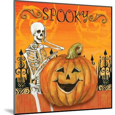 Spooky-Gregory Gorham-Mounted Art Print