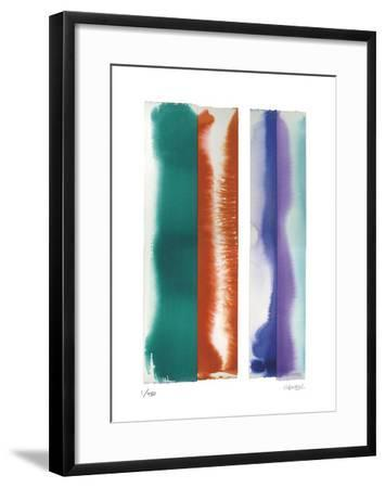 Cleanse 30-Teresa Camozzi-Framed Limited Edition