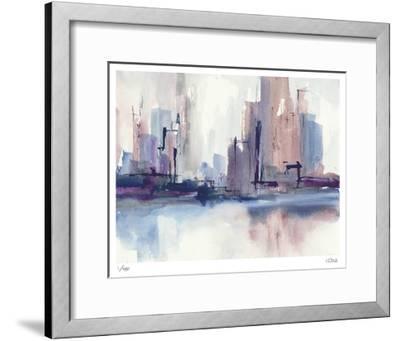 City Tints-Chris Paschke-Framed Limited Edition