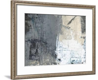 Shades of Grey I-Elena Ray-Framed Art Print