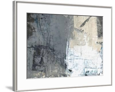 Shades of Grey I-Elena Ray-Framed Art Print