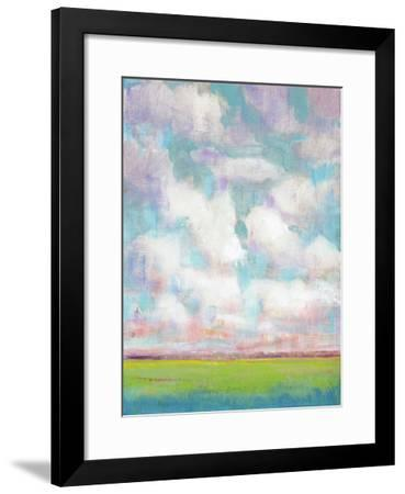 Clouds in Motion I-Tim O'toole-Framed Art Print