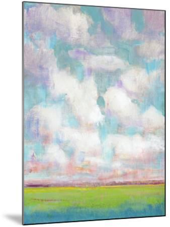 Clouds in Motion I-Tim O'toole-Mounted Art Print
