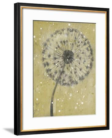 Dandelion Abstract I-Tim O'toole-Framed Art Print