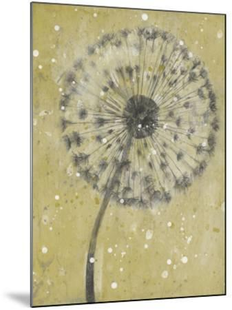 Dandelion Abstract I-Tim O'toole-Mounted Art Print