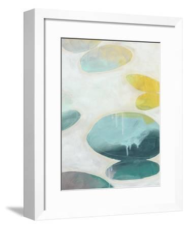 Stacking Stones I-June Erica Vess-Framed Art Print