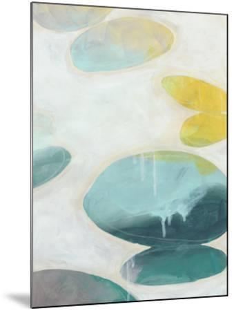 Stacking Stones I-June Erica Vess-Mounted Art Print