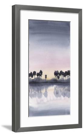 Bayside Sunset II-Grace Popp-Framed Art Print