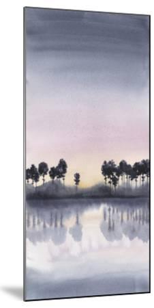 Bayside Sunset II-Grace Popp-Mounted Art Print