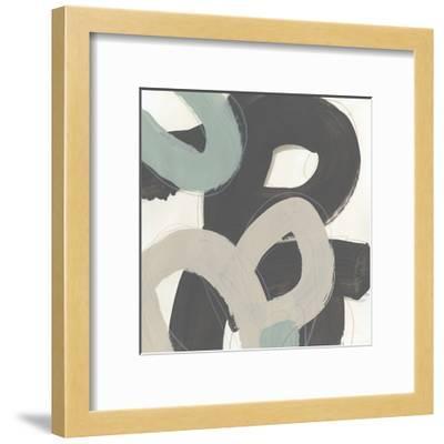 Clean Slate III-June Erica Vess-Framed Art Print