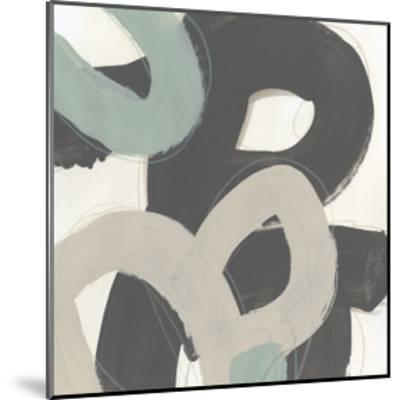 Clean Slate III-June Erica Vess-Mounted Art Print