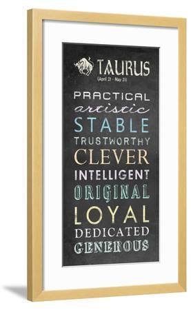 Taurus Bus Roll-Veruca Salt-Framed Art Print