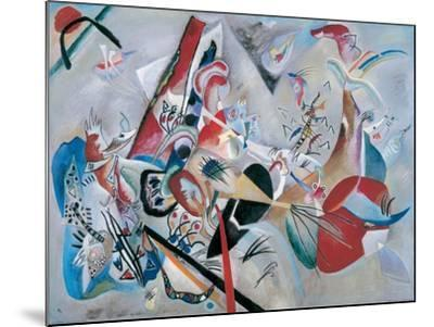 Dans le gris-Wassily Kandinsky-Mounted Giclee Print